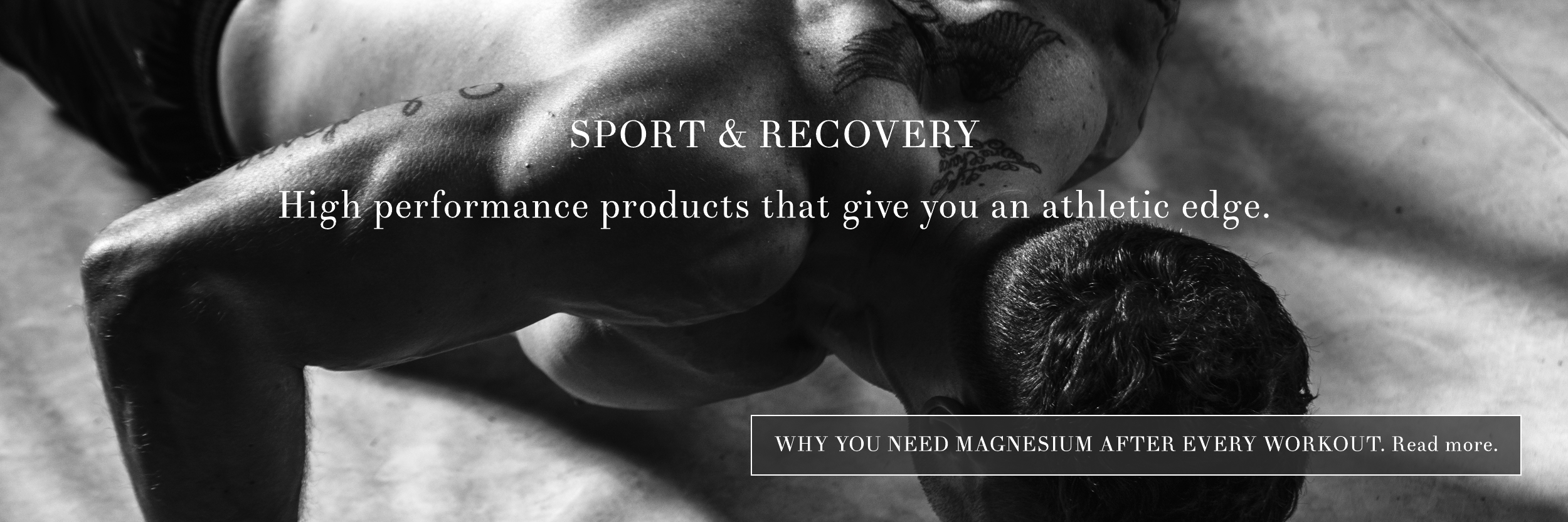 Sport and Endurance