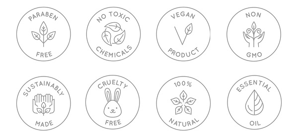 Vegan Non Toxic Natural